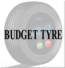 1357013 BUDGET 68T Car tyre