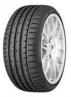 2554017 Continental Sport Contact 3 Car Tyre