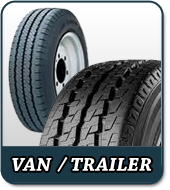 Van and Trailer